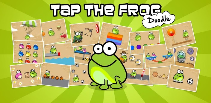 Tap-the-Frog-Doodle